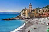 Picturesque Ligurian coast. Bella Italia series — Stock Photo