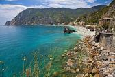 Picturesue イタリア語の海岸 — ストック写真