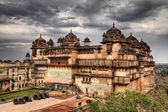 Jehangir Mahal, Orchha - India — Stock Photo