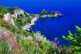 Pictorial coast Amalfi coast — Stock Photo