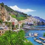 Beautiful Amalfi coast — Stock Photo