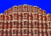 不可思议的印度,风-斋浦尔,拉贾斯坦的宫殿 — 图库照片