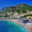 Stock Photo: Stunning Amalfi coast. Positano