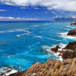 Beautiful panoramof turquoise bay — Stock Photo #22947498