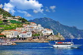 Bella Italia series - Amalfi — Stock Photo