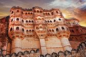 Landmarks of Rajastan. Jodhpur — Stock Photo