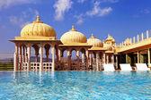 Jehangir Mahal, Orchha - India — Stock Photo