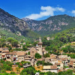 Mallorca - mountain villages - Valdemossa — Stock Photo