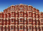 Incredible India. Jaipur, pink city — 图库照片