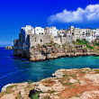 Polignano al mare, Puglia, Italy — Stock Photo #25986713