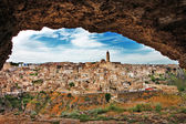 Matera - ancient city of Italy — Stock Photo