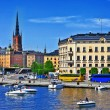 Stockholm. Sweeden — Stock Photo #26765055