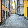 Streets of old town . Stocholm — Stock Photo #26765073