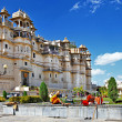 Stock Photo: Jehangir Mahal, Orchh- India