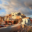 Sunset over Santorini — Stock Photo #26765551
