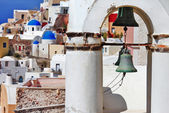 Santorini. religion and traditions. Greece — Stock Photo