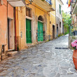 Stock Photo: Pictorial streets of Italy.