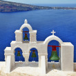 Unique Santorini series — Stock Photo