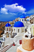 Colors of Santorini series — Stock Photo