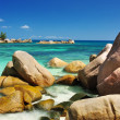 Stock Photo: Seychelles islands