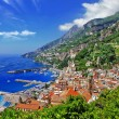 Foto Stock: Beautiful Amalfi coast, Italy