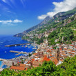 Beautiful Amalfi coast, Italy — Stock Photo #27935481