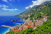 Beautiful Amalfi coast, Italy — Stock Photo