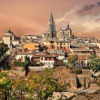 Toledo - medieval city of Spain — Stock Photo #28072433
