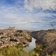 Stock Photo: Toledo - medieval city of Spain