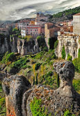 Cuenca. lost in cliffs — Stock Photo