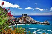 Pictorial Italy - Portovenere, Cinque terre — Stock Photo
