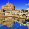 Castle st. Angelo. Rome — Stock Photo