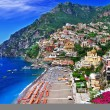 Scenic Italy - Positano — Stock Photo