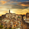 Stock Photo: Beautiful Mater- ancient city of Italy