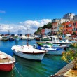 Colors of Italy series - Procida island — Stock Photo #32121701