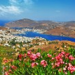 Scenic Patmos island, dodecanes, Greece — Stock Photo #35810147