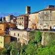 Charming hillside villages of Italy, Umbria. Narni — Stock Photo