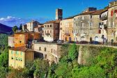 Charming hillside villages of Italy, Umbria. Narni — Stock Photo