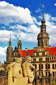 Beautiful Dresden, Germany — Stock Photo