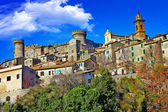 Castello Odescalchi di Bracciano, Italy — Stock Photo