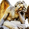 Sad angel — Stock Photo #38582311