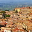 Stock Photo: Medieval towns of Toscana, Volterra. Italy
