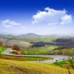 Tuscany scenery. Travel in Italy series — Stock Photo