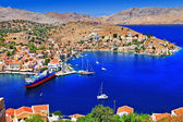 Pictorial Greece. Symi island , Dodecanese  — Stock Photo