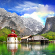 Beautiful Austria — Stockfoto