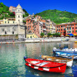 Colors of Italy series - Vernazza, Cinque terre — Stock Photo #51420919