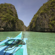 El Nido Beach, Palawan, Philippines — Stock Photo