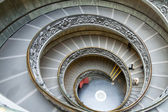 Circle stairs — 图库照片