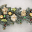 Christmas decoration — Stock Photo #32048597