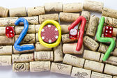 New Year 2014 — Foto de Stock